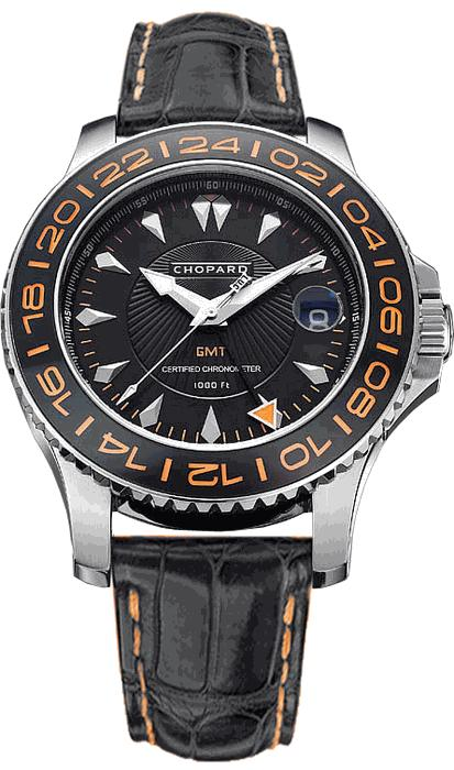 Chopard L.U.C Series Fashionable Mens Automatic Watch 168959 in Black