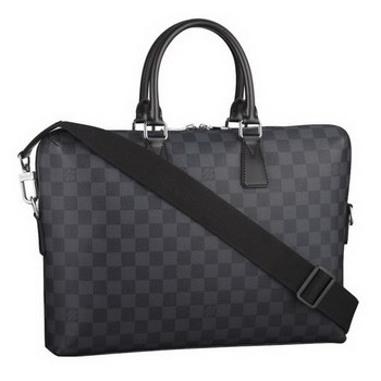 Louis Vuitton Damier Graphite Canvas Porte-Documents Jour N48224