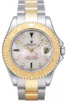 Rolex Yacht Master Watch 168623A