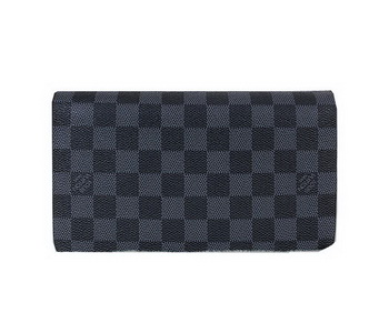 Louis Vuitton Damier Graphite Canvas Clutch M079