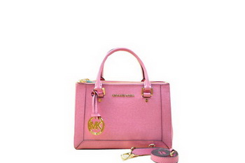 Michael Kors Selma Original Saffiano Leather Tote Bag MK1993 Pink