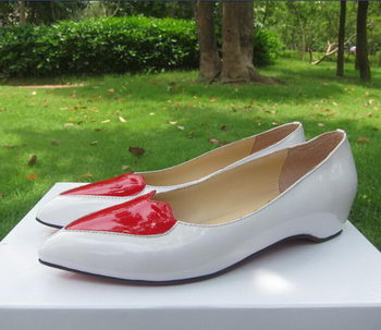 Christian Louboutin Casual Shoes CL1507H White