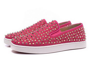 Christian Louboutin Casual Shoes CL914 Rose