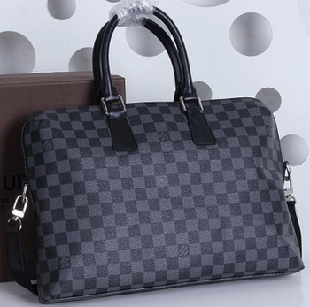 Louis Vuitton Damier Graphite Canvas PORTE-DOCUMENTS JOUR Bags N48224