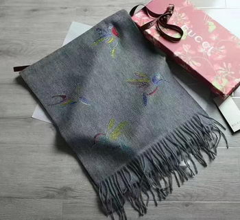 Gucci Cashmere Scarf GG9191168G