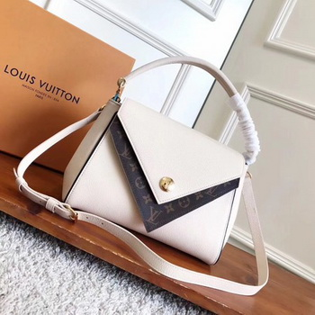 Louis Vuitton Monogram Canvas DOUBLE V M54439 OffWhite