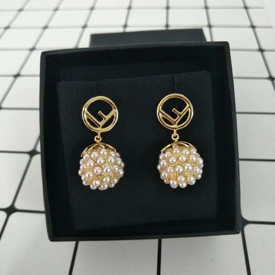 Fendi Earrings 5456
