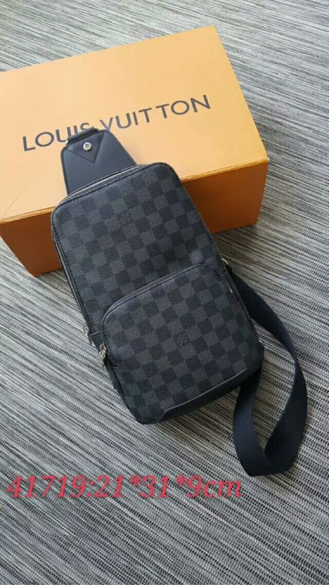 Louis Vuitton Damier Graphite Canvas 41719