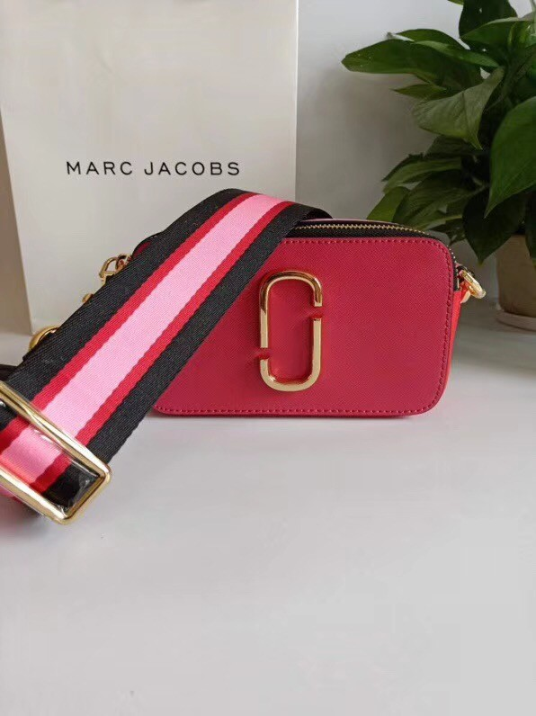 MARC JACOBS Snapshot Saffiano leather cross-body bag 23768