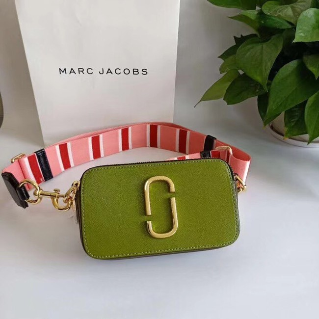 MARC JACOBS Snapshot Saffiano leather cross-body bag 23771