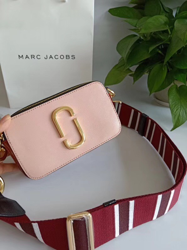 MARC JACOBS Snapshot Saffiano leather cross-body bag 23785
