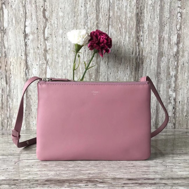 Celine Original Leather mini Shoulder Bag 55420 pink