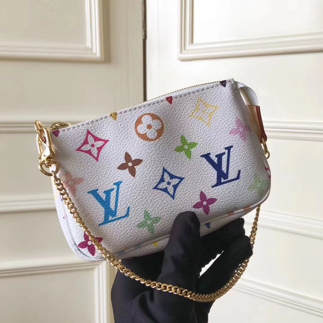 Louis vuitton original MINI POCHETTE ACCESSORIES N58009