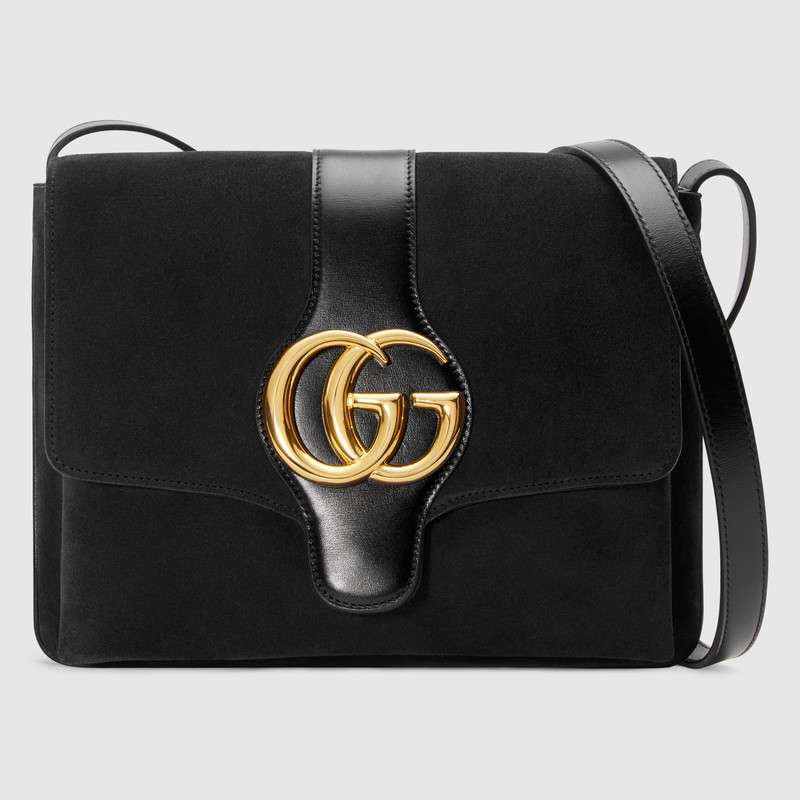 Gucci Arli medium shoulder bag 550126 black