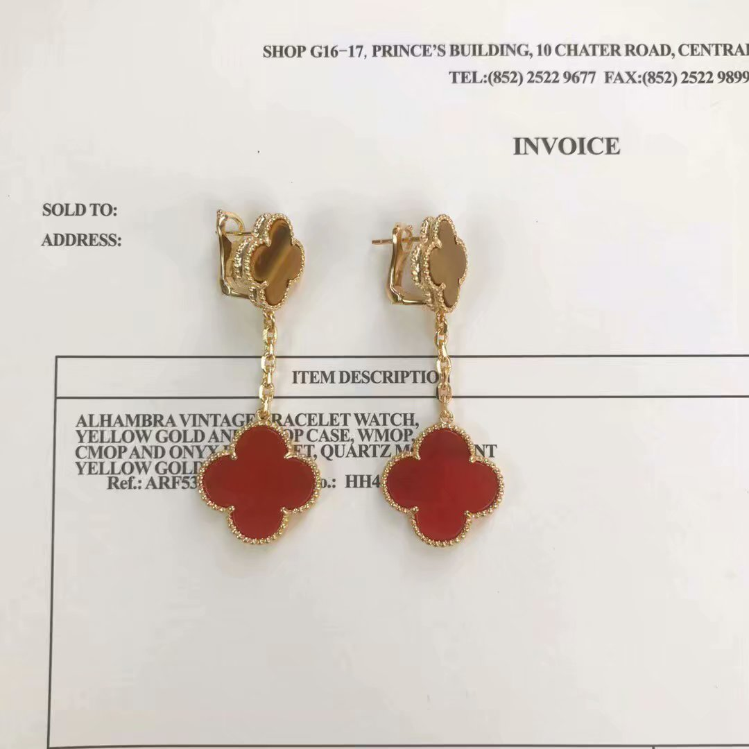 Van Cleef & Arpels Earrings V192033
