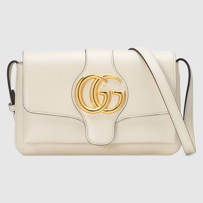 Gucci Arli small shoulder bag 550129 White
