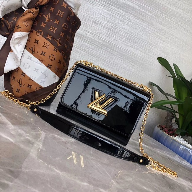 Louis vuitton original TWIST MM V M50280 black