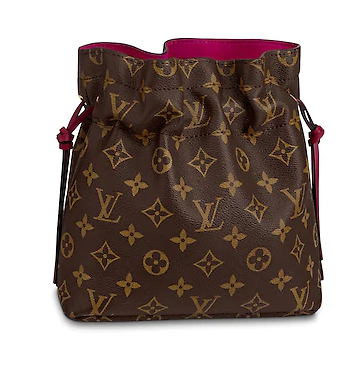 Louis Vuitton Monogram Canvas Original M43445