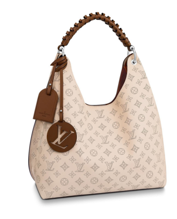 Louis Vuitton original CARMEL M53188 Creme