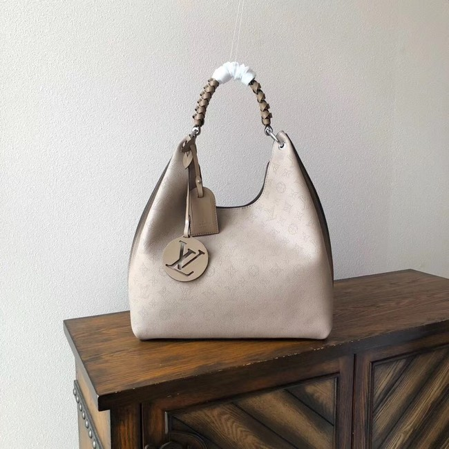 Louis Vuitton original CARMEL M53188 light grey