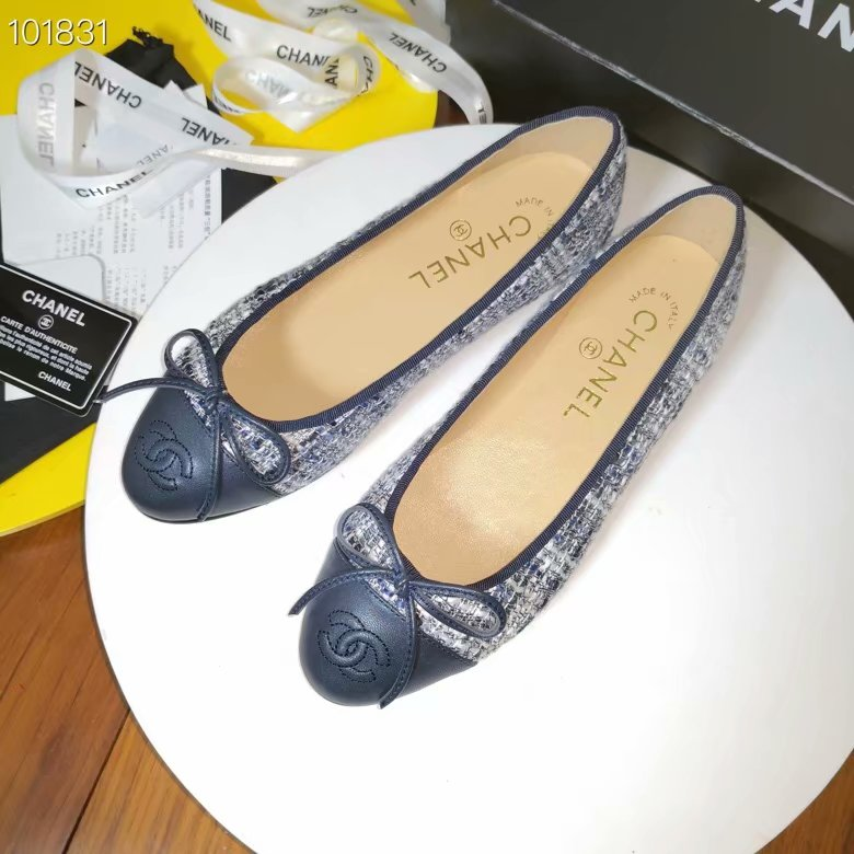 Chanel shoes CH2524H-8