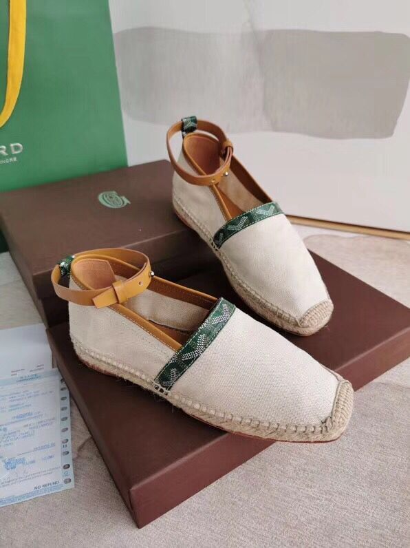 Goyard Shoes G23098 Green