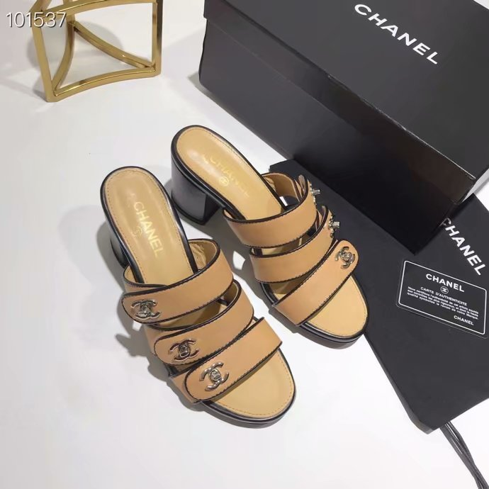 Chanel Shoes CH2533JYX-2