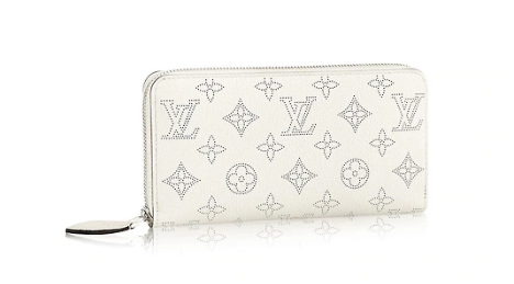 Louis Vuitton Original Zipper Wallet M58431 Ivory