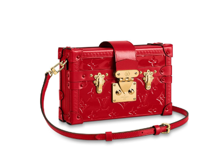 Louis vuitton original PETITE MALLE M54180 red