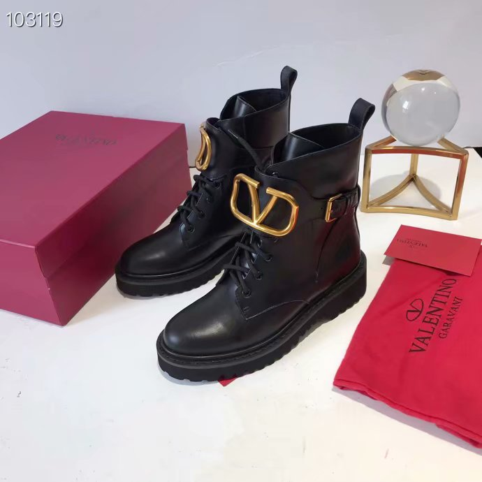 Valentino Leather Shoes VT989JYX-1