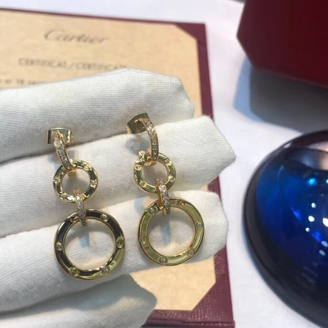 Cartier Earrings CE4142