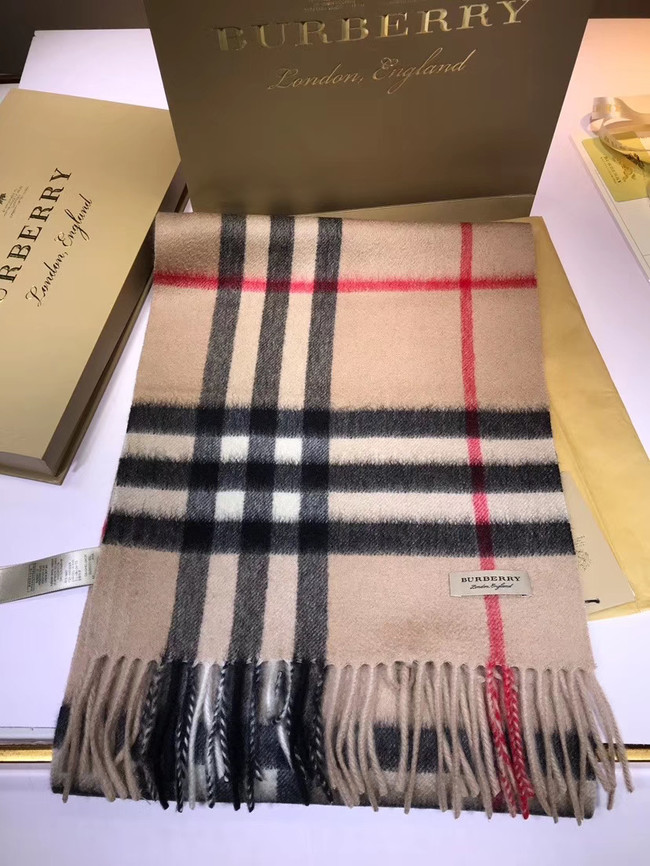 Burberry Cashmere Classic Scarf 3607