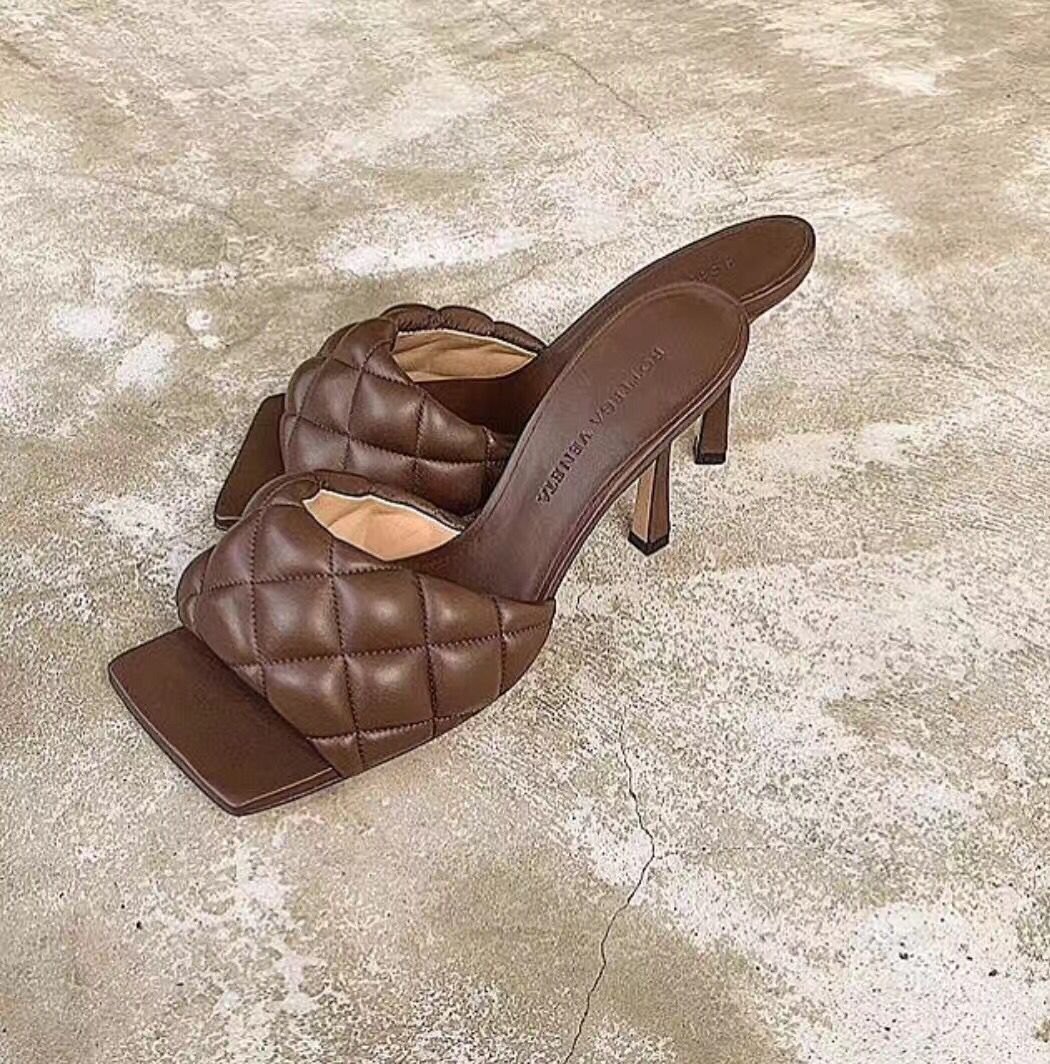Bottega Veneta Shoes BV32657 Coffee