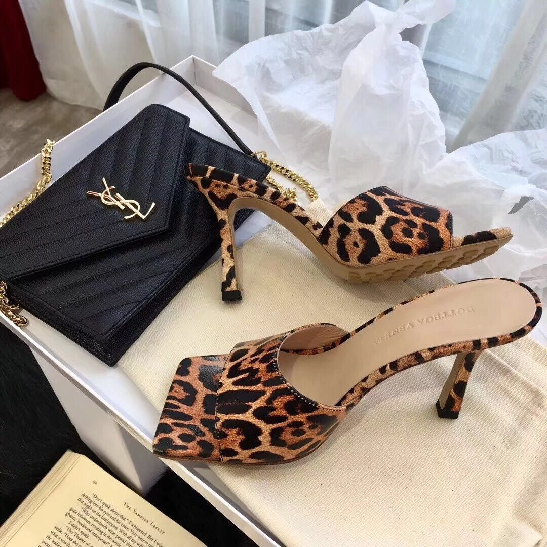 Bottega Veneta Shoes BV32657 Leopard