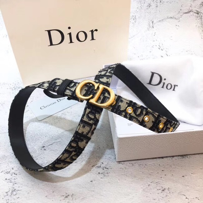 Dior Belt Wide with 20mm 5362