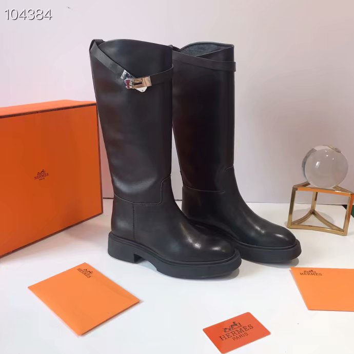Hermes thigh boot HO850JYX-2