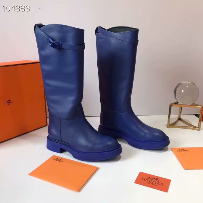 Hermes thigh boot HO850JYX-3