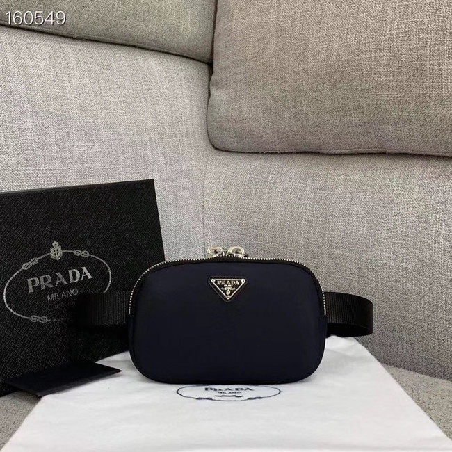 Prada Re-Edition nylon Pocket 82033 black