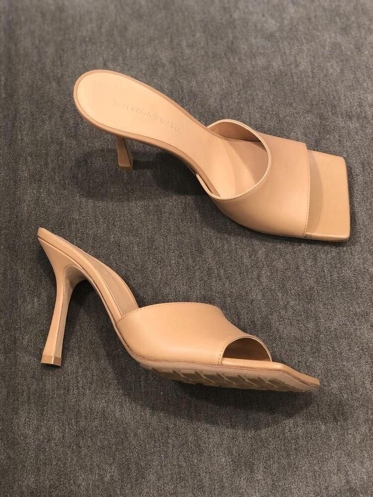 Bottega Veneta Shoes BV2046 Cream