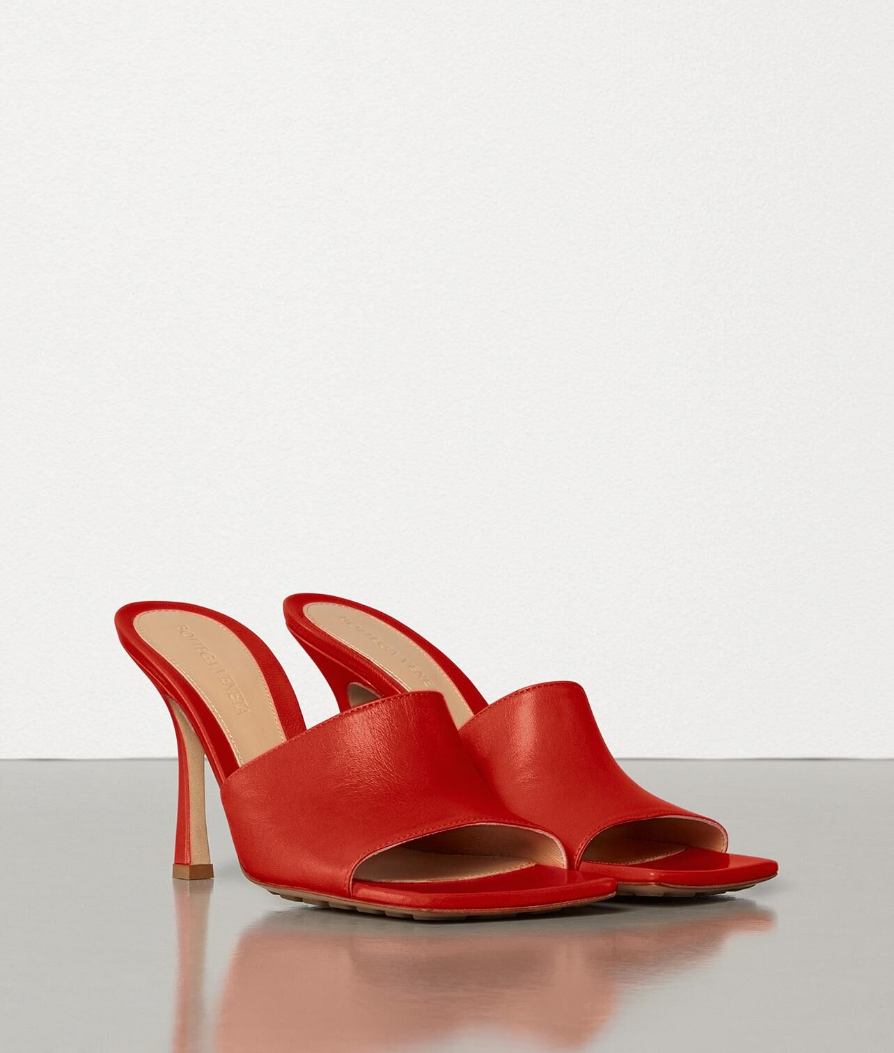 Bottega Veneta Shoes BV2048 Red