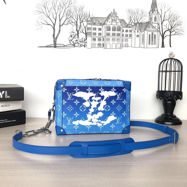 Louis Vuitton Original Shoulder Bags M45430 blue