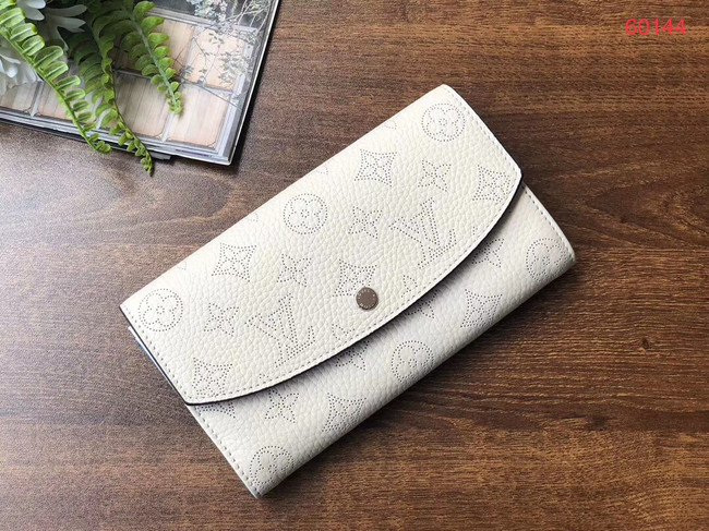 Louis vuitton original Iris Wallet M60145 white