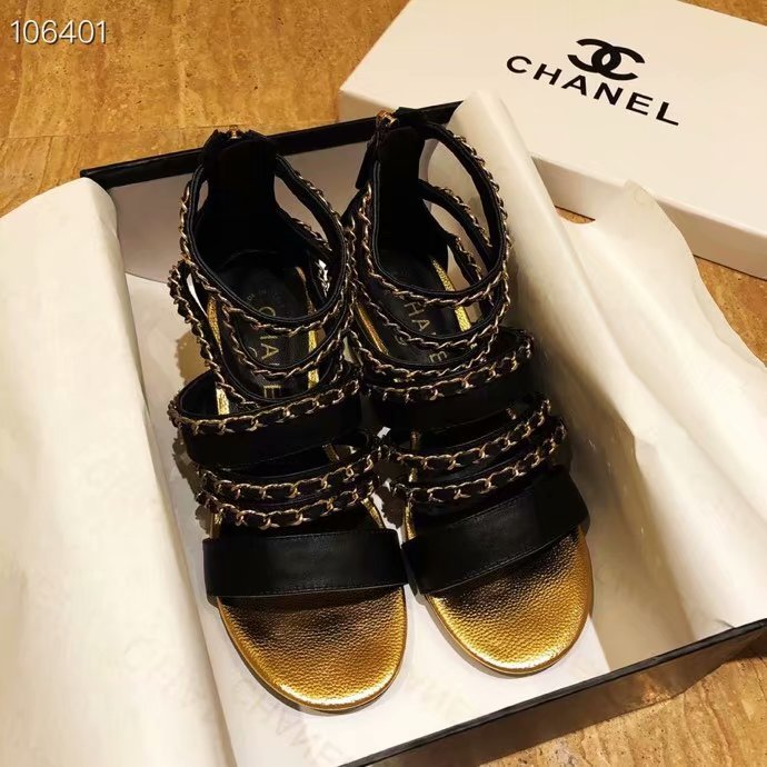Chanel Shoes CH2603JXC