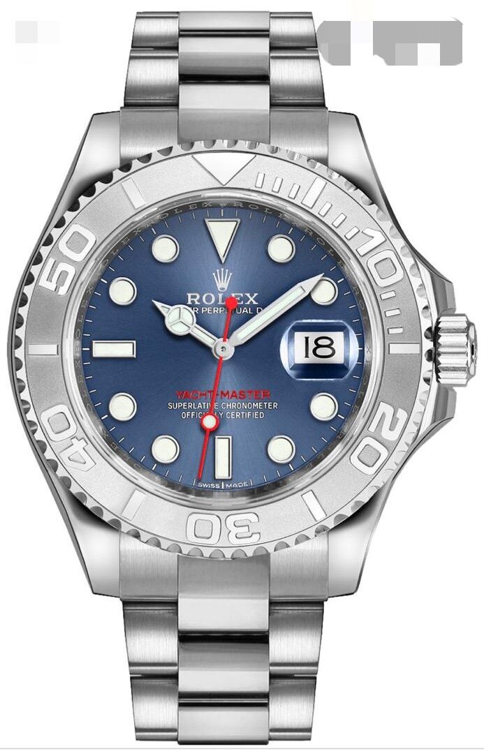 Rolex Yacht-Master Men 40 Replica Watch RO116622