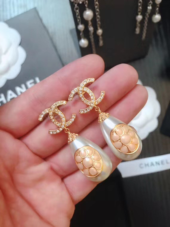 Chanel Earrings CE5199