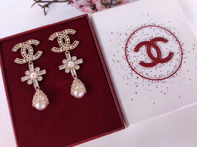 Chanel Earrings CE5204