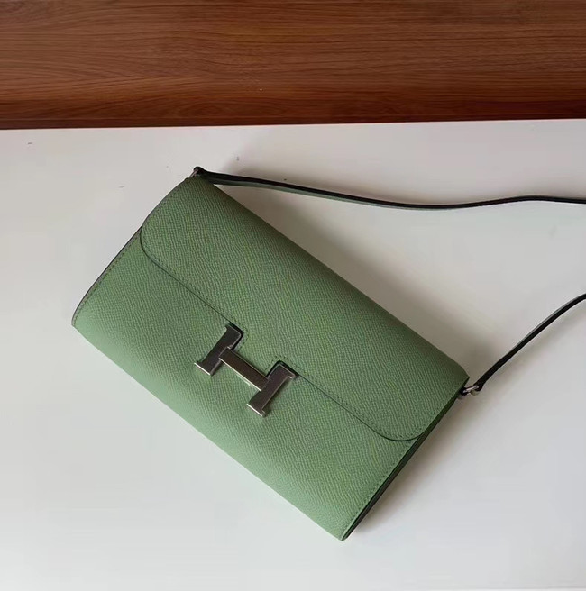 Hermes Constance to go mini Bag H4088 green