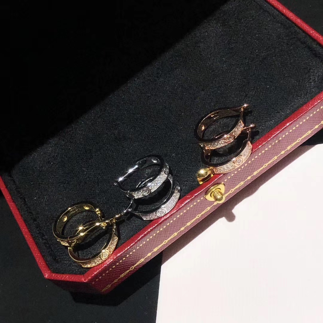 Cartier Earrings CE5450