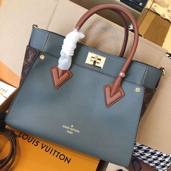 Louis Vuitton Original ON MY SIDE M53823 Dark Grey
