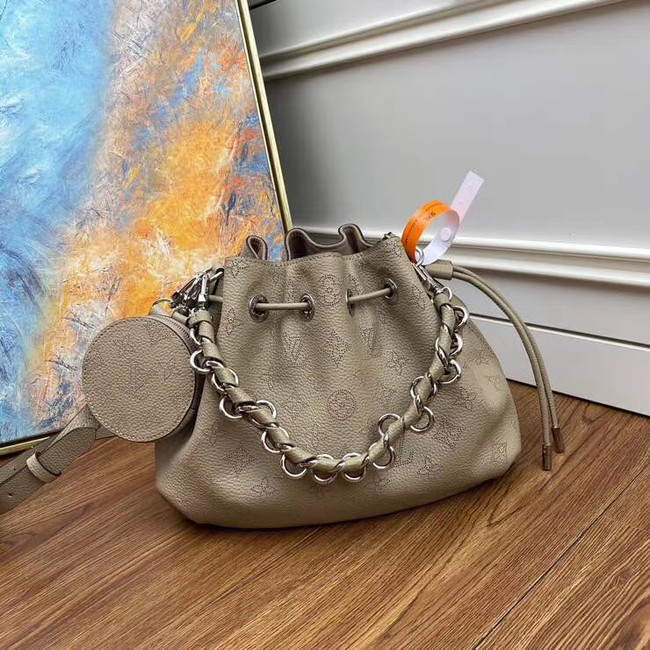 Louis Vuitton Original Mahina M55798 grey